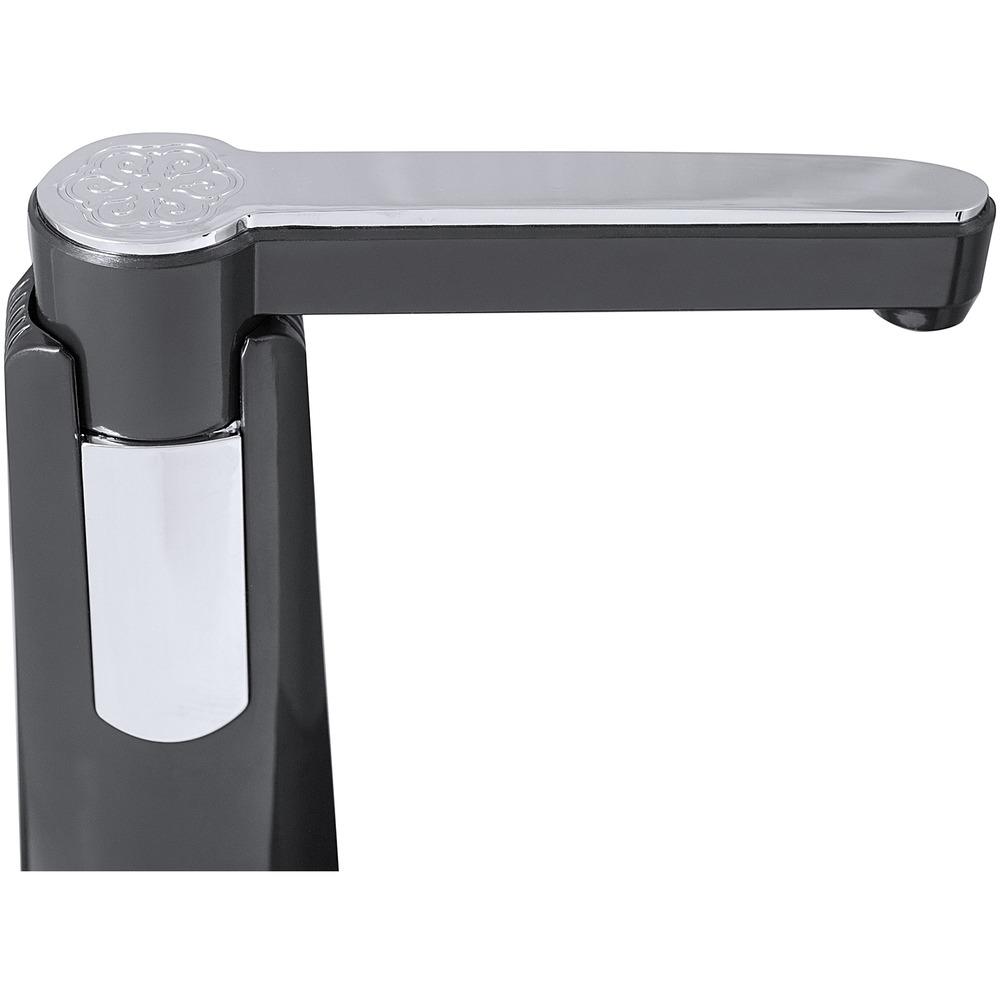 Кулер для воды Ecotronic TB3-LE UV (11276) черный/серебристый - фото 7