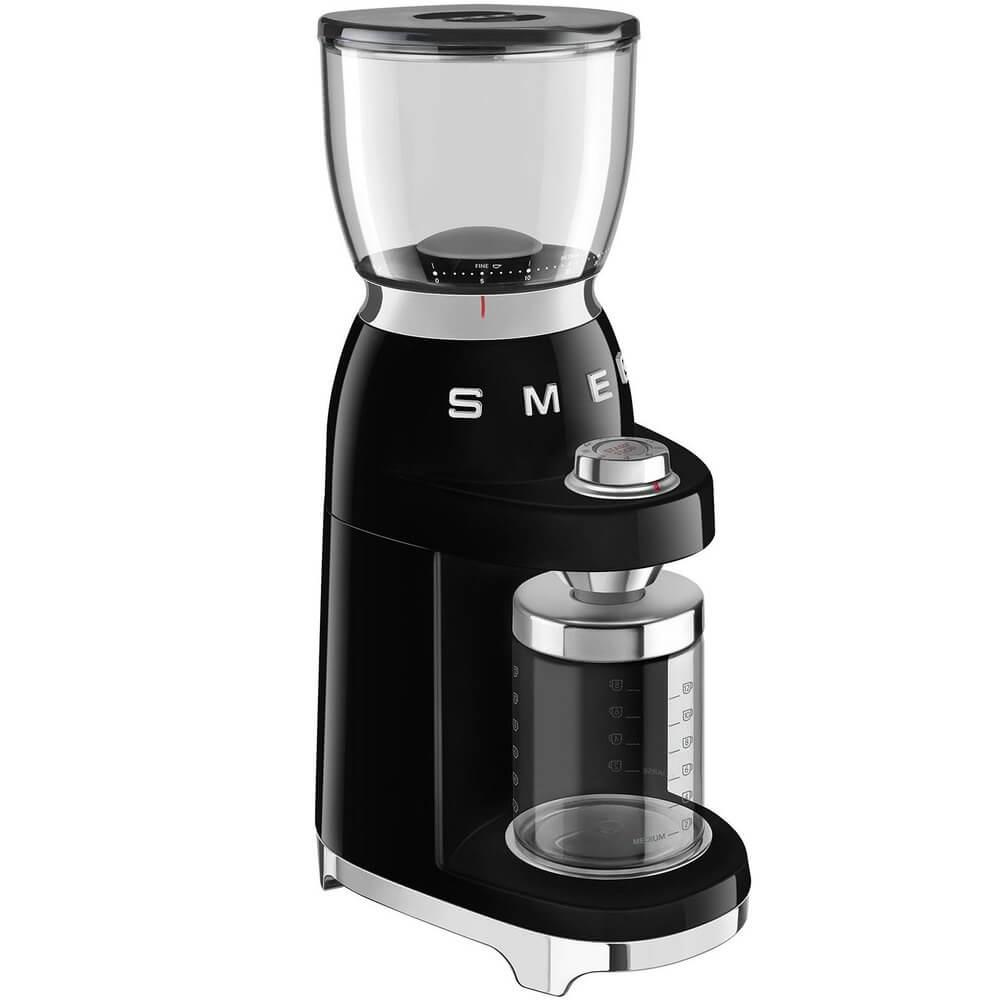 Кофемолка Smeg CGF01BLEU - фото 1