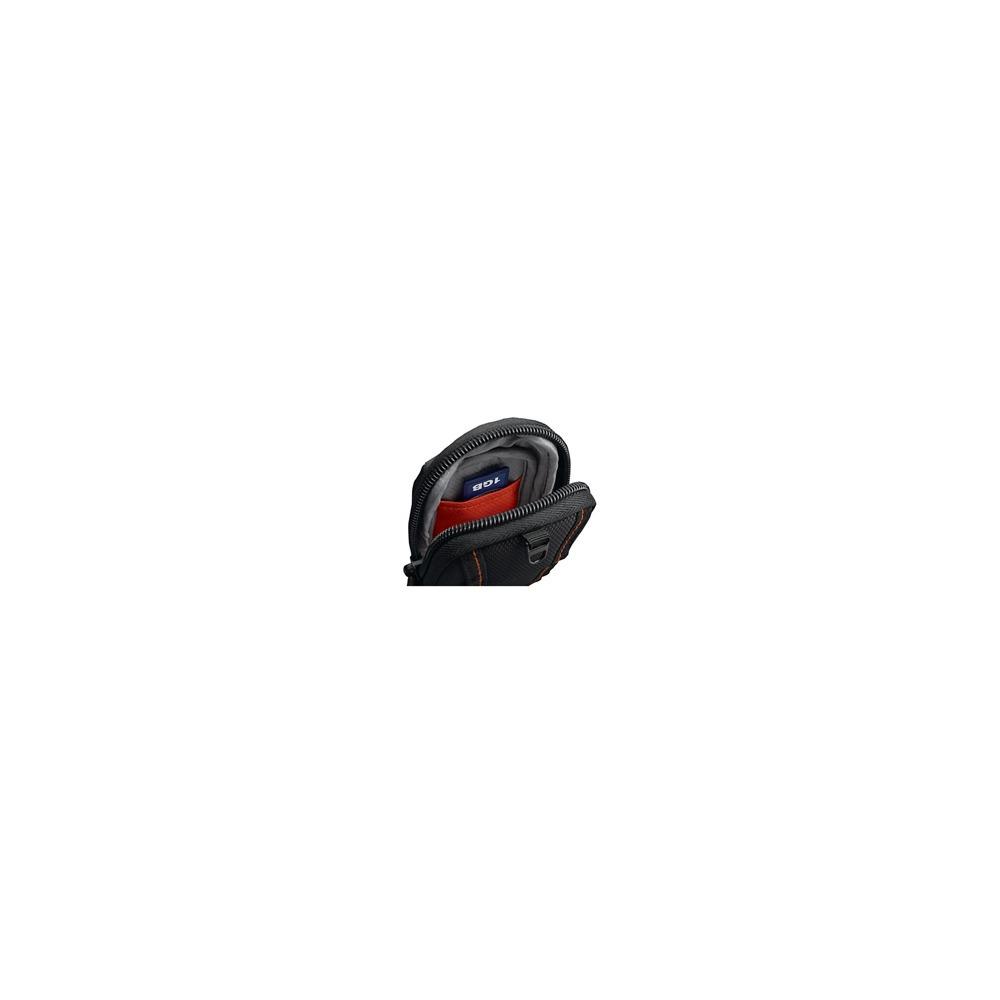 Сумка CASE LOGIC DCB-301K,нейлон, цвет черный - фото 5