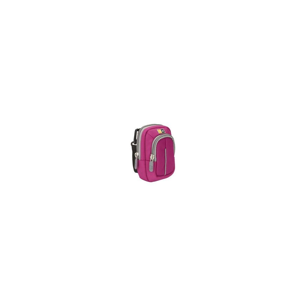 Сумка CASE LOGIC DCB-302P, цвет розовый, нейлон - фото 1