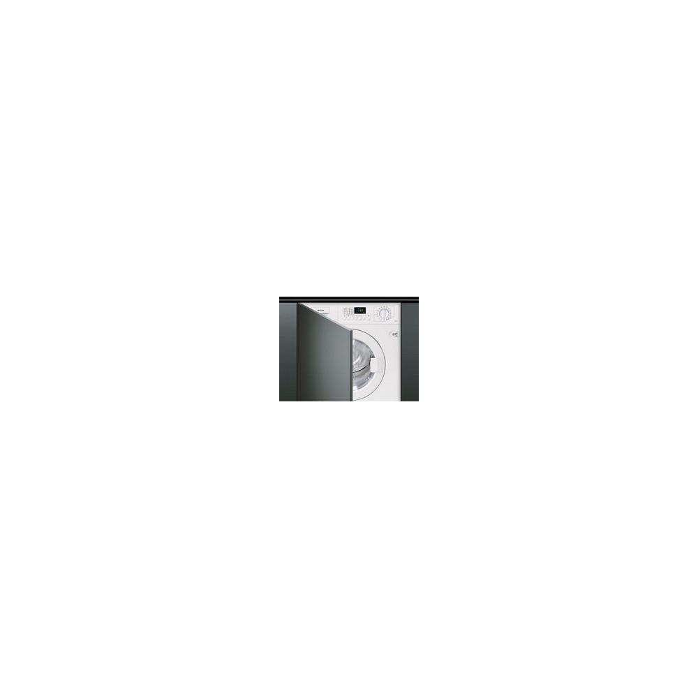 Встраиваемая стиральная машина Smeg LSTA146S - фото 1