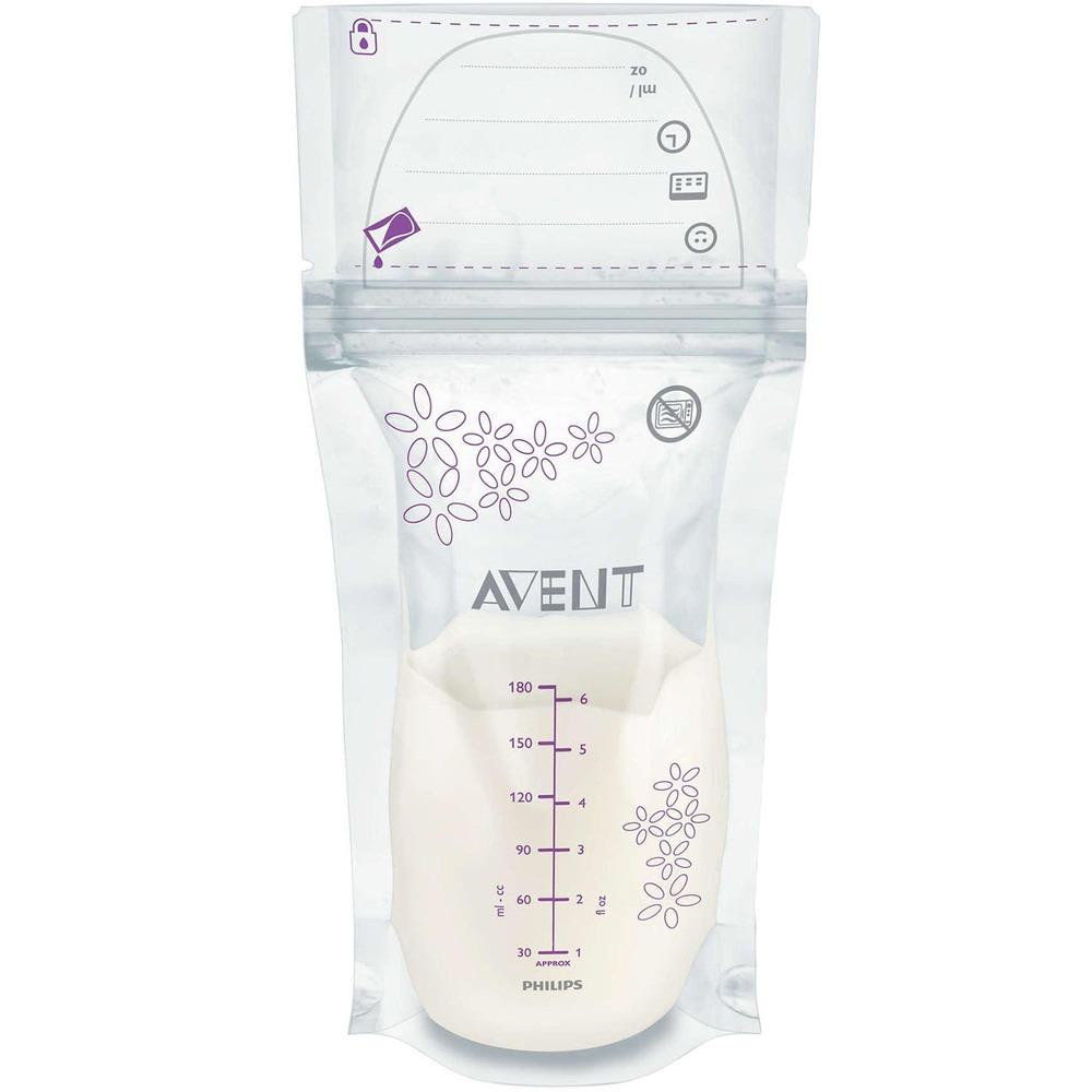 Пакеты для хранения грудного молока Philips Avent SCF603/25 - фото 1