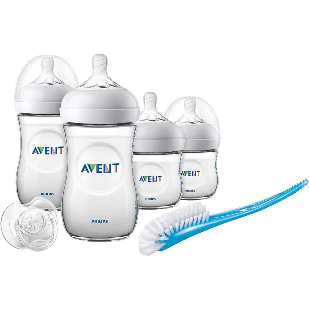 Набор для кормления новорожденных Philips Avent Natural SCD301/01 - фото 1