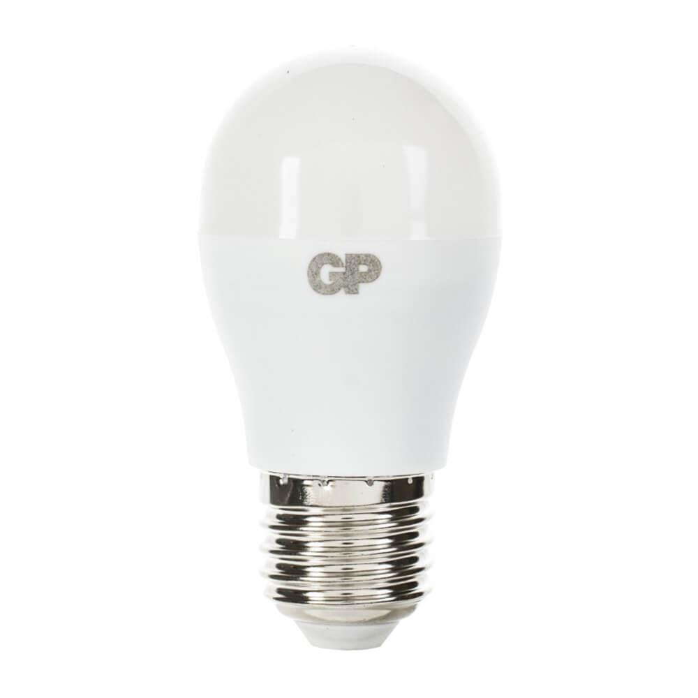Лампа GP Lighting LEDG45-7WE27-27K-2CRB1 - фото 1
