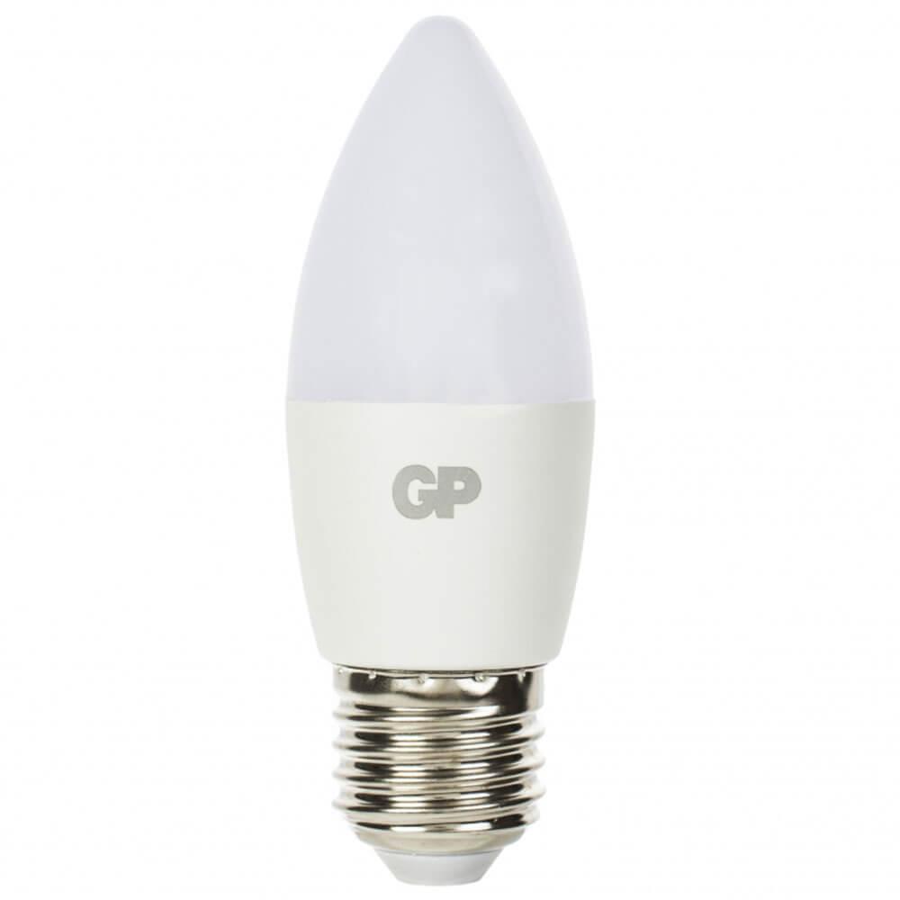 Лампа GP Lighting LEDC37-7WE27-27K-2CRB1 - фото 1