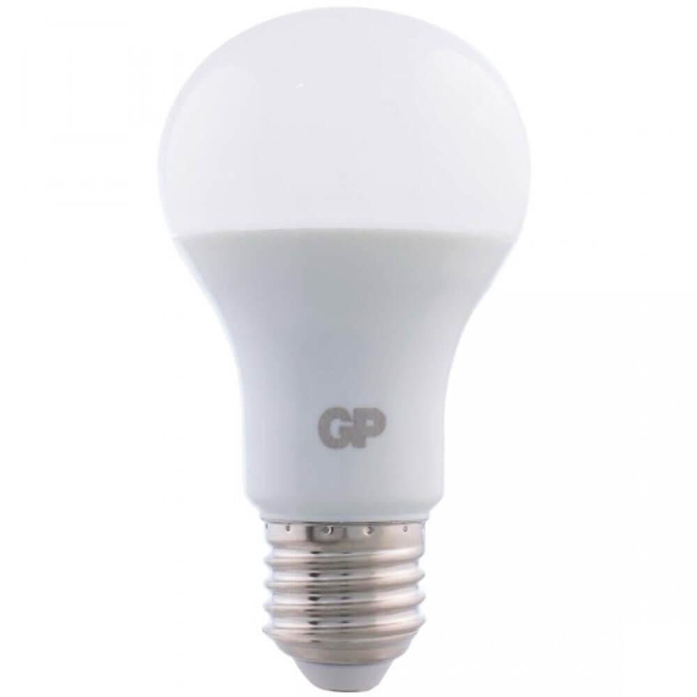 Лампа GP Lighting LEDA60-11WE27-27K-2CRB1 - фото 1