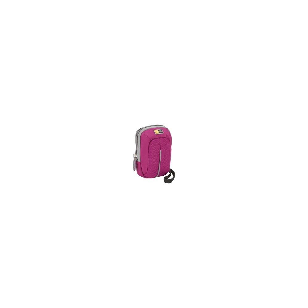 Сумка CASE LOGIC DCB-301P, нейлон, цвет розовый - фото 1