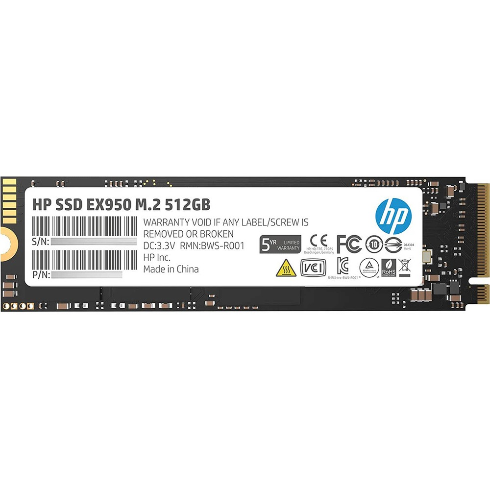 HP EX950 512GB (5MS22AA) - фото 1
