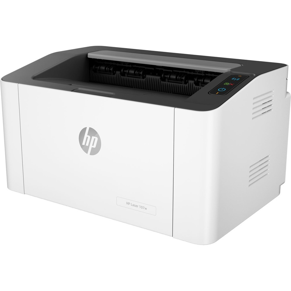 Принтер HP Laser Jet 107w (4ZB78A) - фото 1