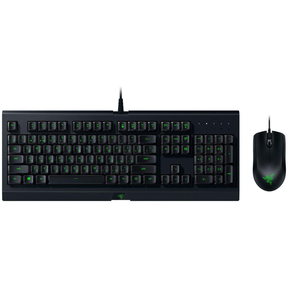 Комплект клавиатуры и мыши Razer Cynosa Lite/Abyssus Lite - фото 1