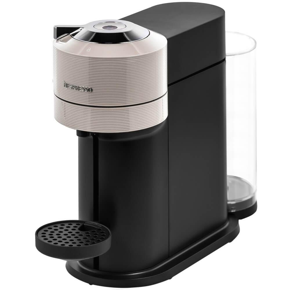 Капсульная кофемашина Nespresso Vertuo Next GCV1 Light Grey - фото 1