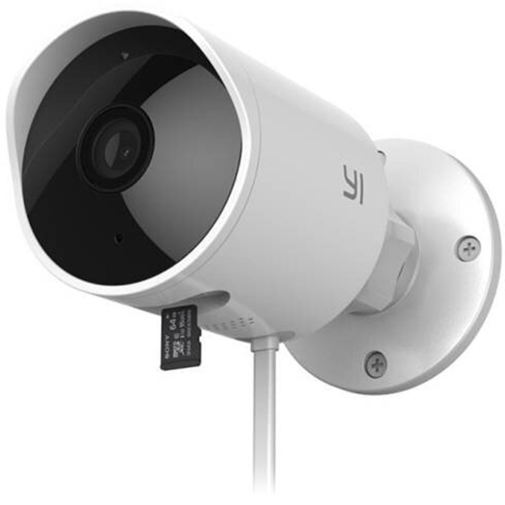 IP-камера Xiaomi YI Outdoor camera - фото 1