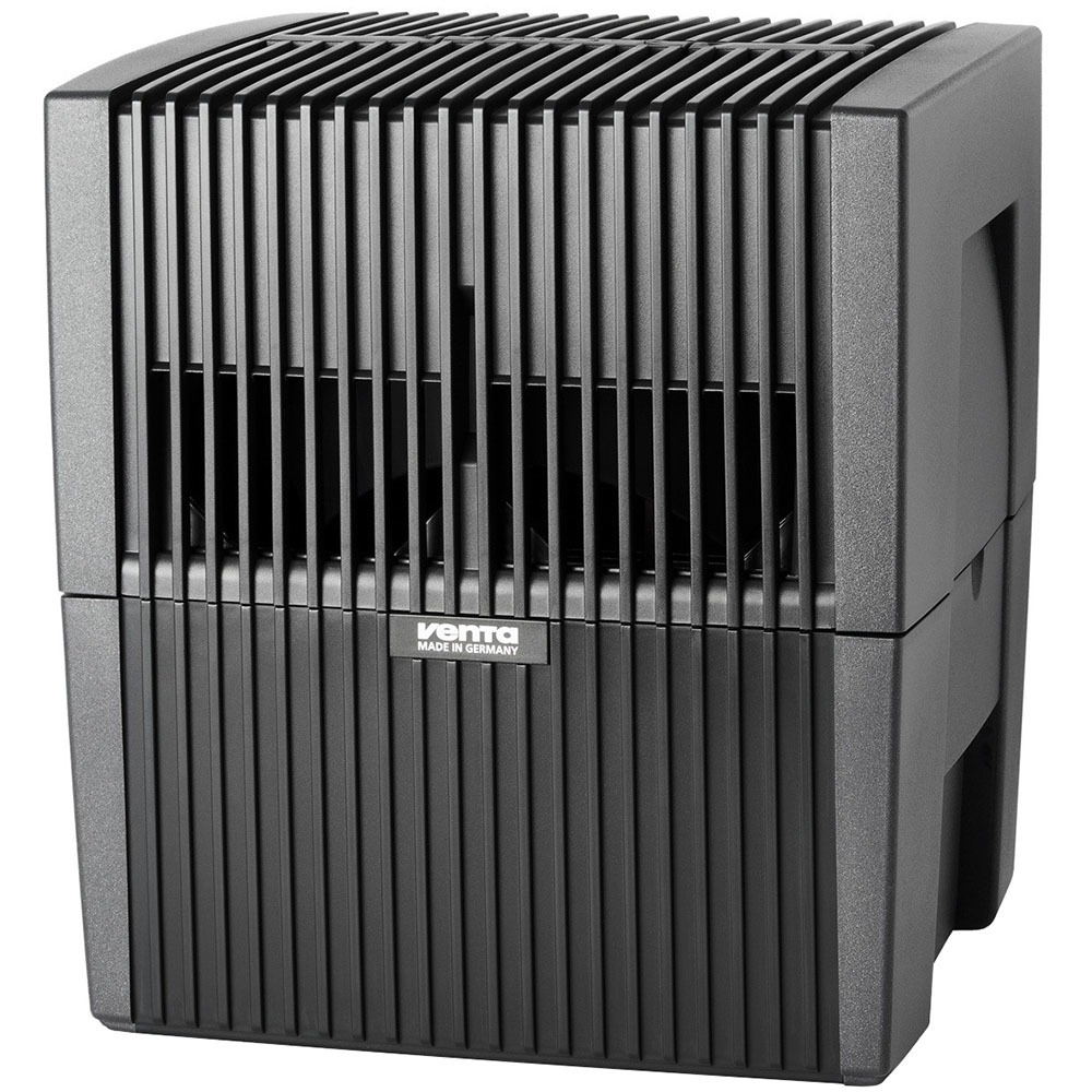 Увлажнитель воздуха Venta LW25 Comfort Plus чёрный - фото 1