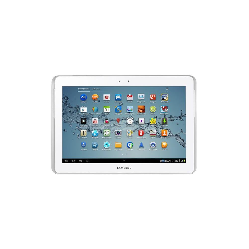 Планшет Samsung GT-P5100 16Gb 3G white - фото 1
