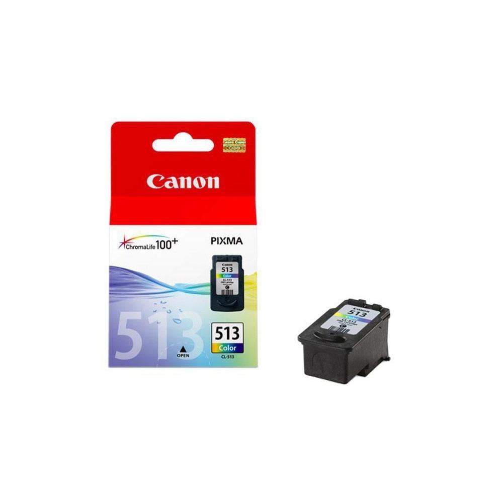 Картридж Canon CL-513 цветной - фото 1