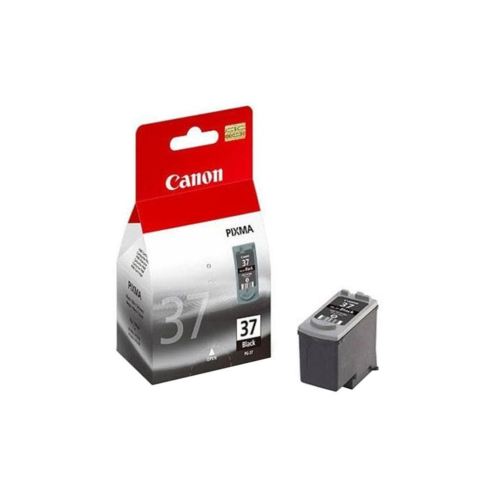 Картридж Canon PG-37 черный - фото 1