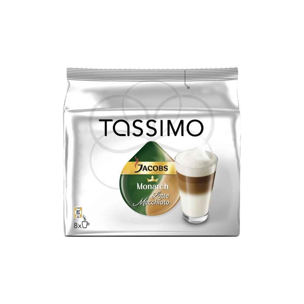 Капсулы для кофемашин Tassimo Макиато - фото 1
