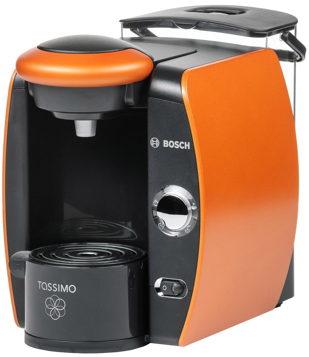 Капсульная кофемашина Bosch TAS 4014EE Tassimo - фото 1