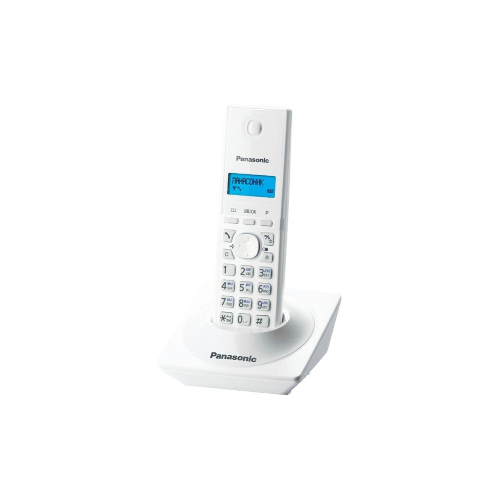 Радиотелефон Panasonic KX-TG1711 RUW - фото 1