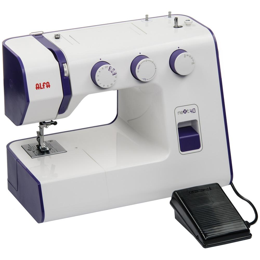 Швейная машинка Alfa Next 40 - фото 3