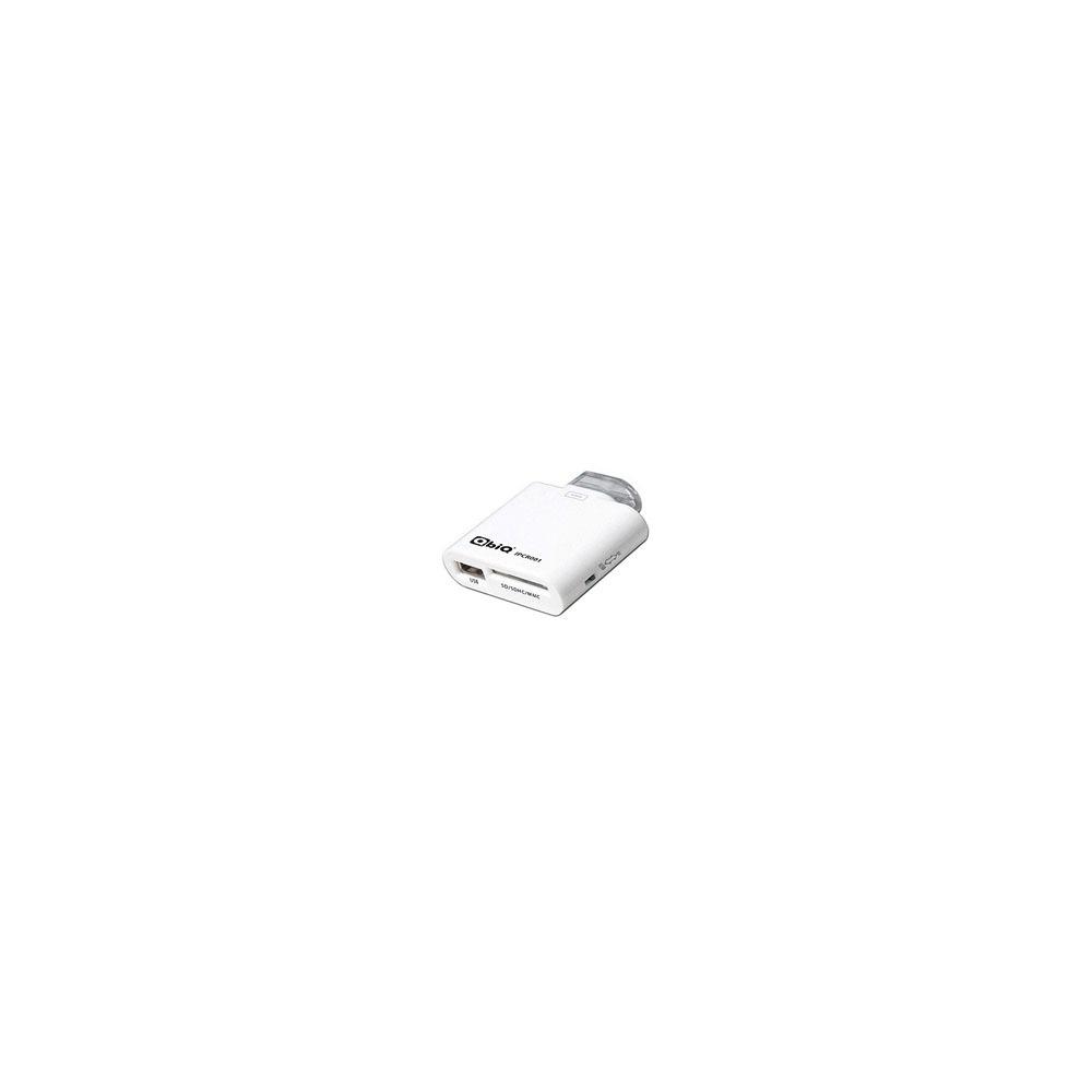 Картридер Microsonic IPCR001 белый - фото 1