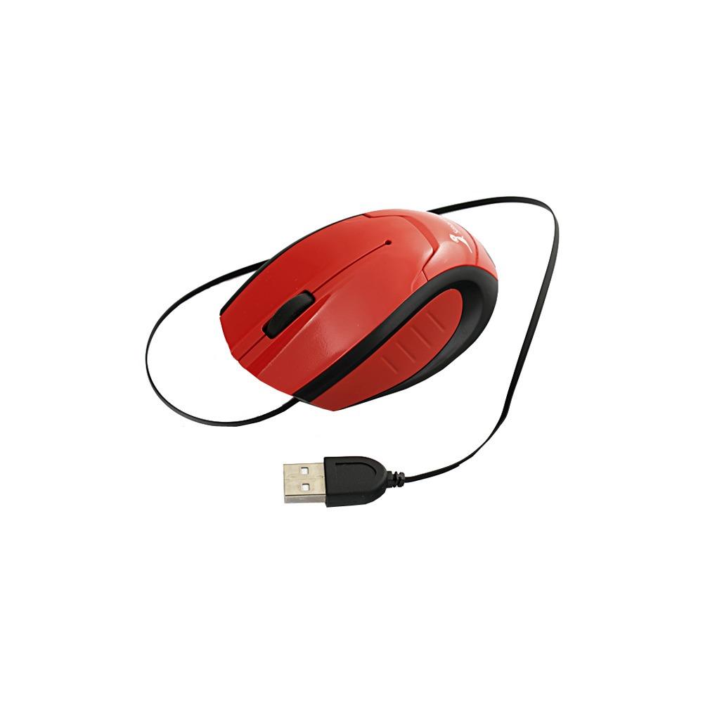 Компьютерная мышь SmartTrack 308 USB Red (STM-308-R) - фото 1