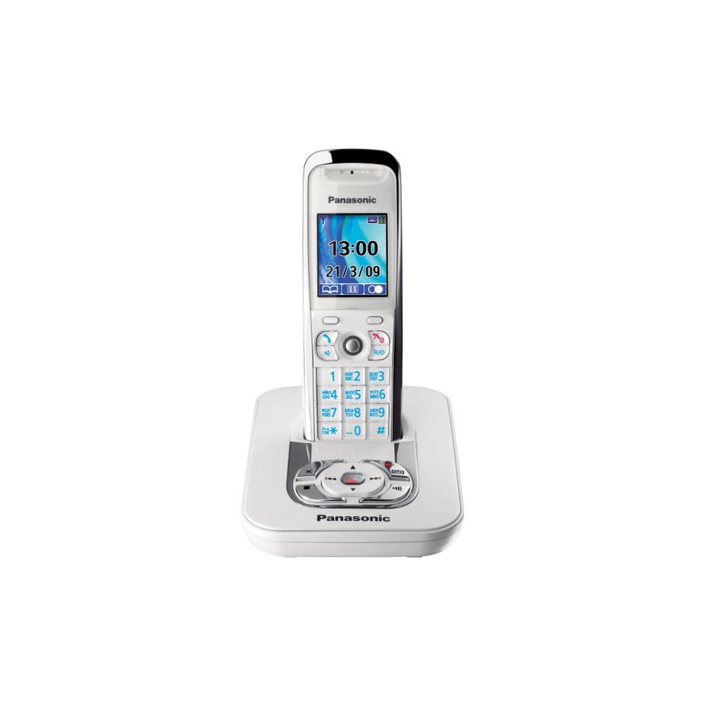 Радиотелефон Panasonic KX-TG8421RUW - фото 1