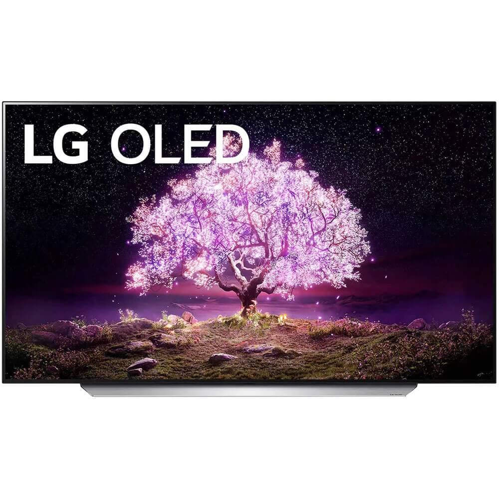 Телевизор LG OLED48C1RLA (2021) - фото 1