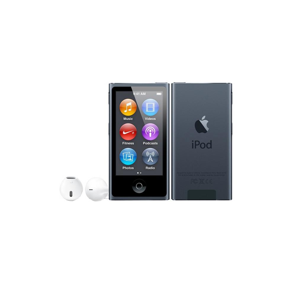 MP3-плеер Apple iPod Nano 16GB Slate - фото 1