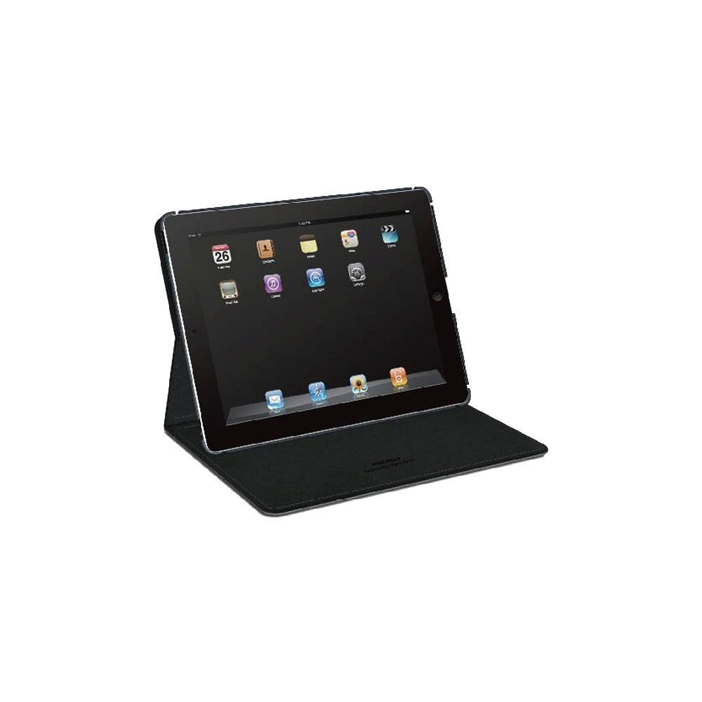 Чехол для планшета Macally SHELLSTAND-3B iPad3 - фото 2
