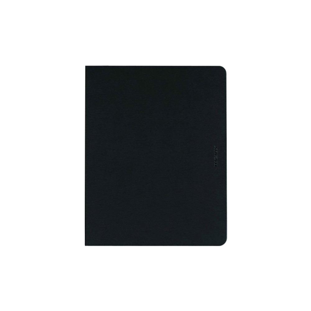 Чехол для планшета Macally SLIMCASE-3B iPad2/3 черный - фото 1