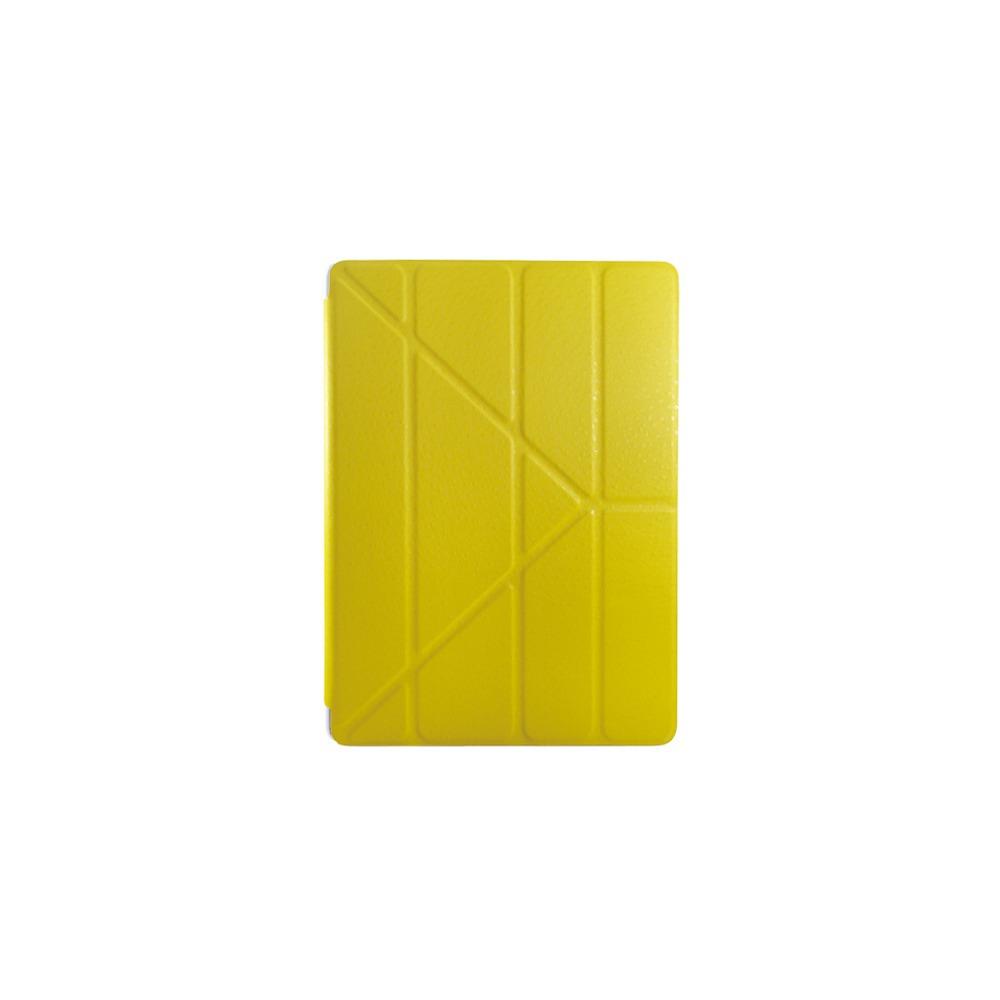 Чехол для планшета Ozaki new iPad iCoat Slim Y + стилус желтый - фото 1