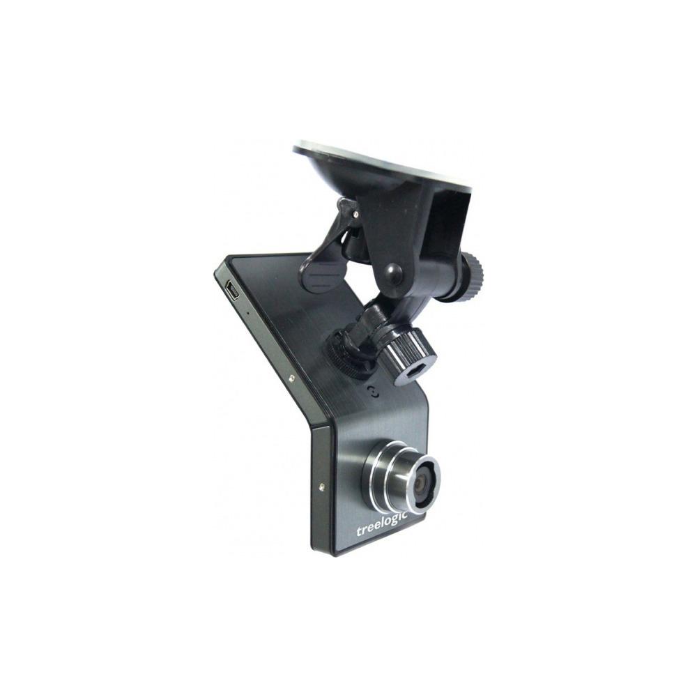Видеорегистратор Treelogic TL-DVR 2401T Slim (silver) - фото 1
