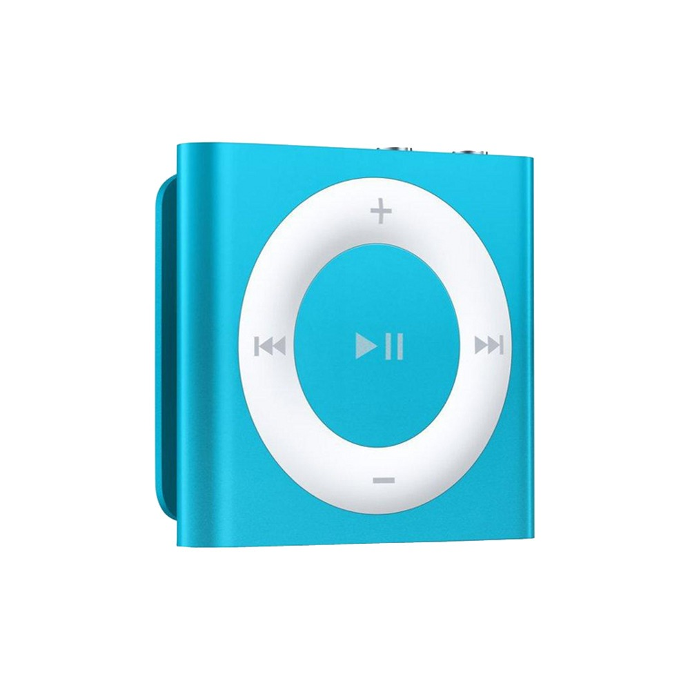 MP3-плеер Apple iPod Shuffle 2GB Blue - фото 2