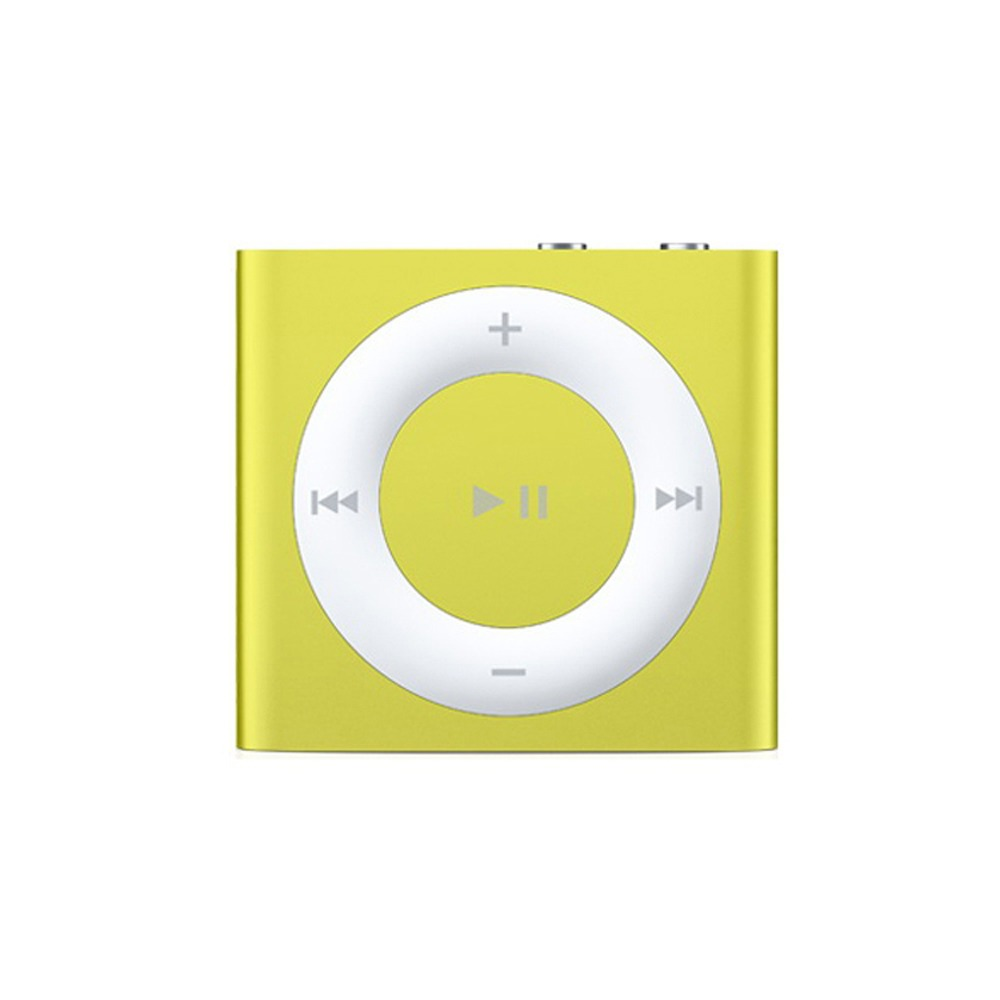 MP3-плеер Apple iPod Shuffle 2GB Yellow - фото 1