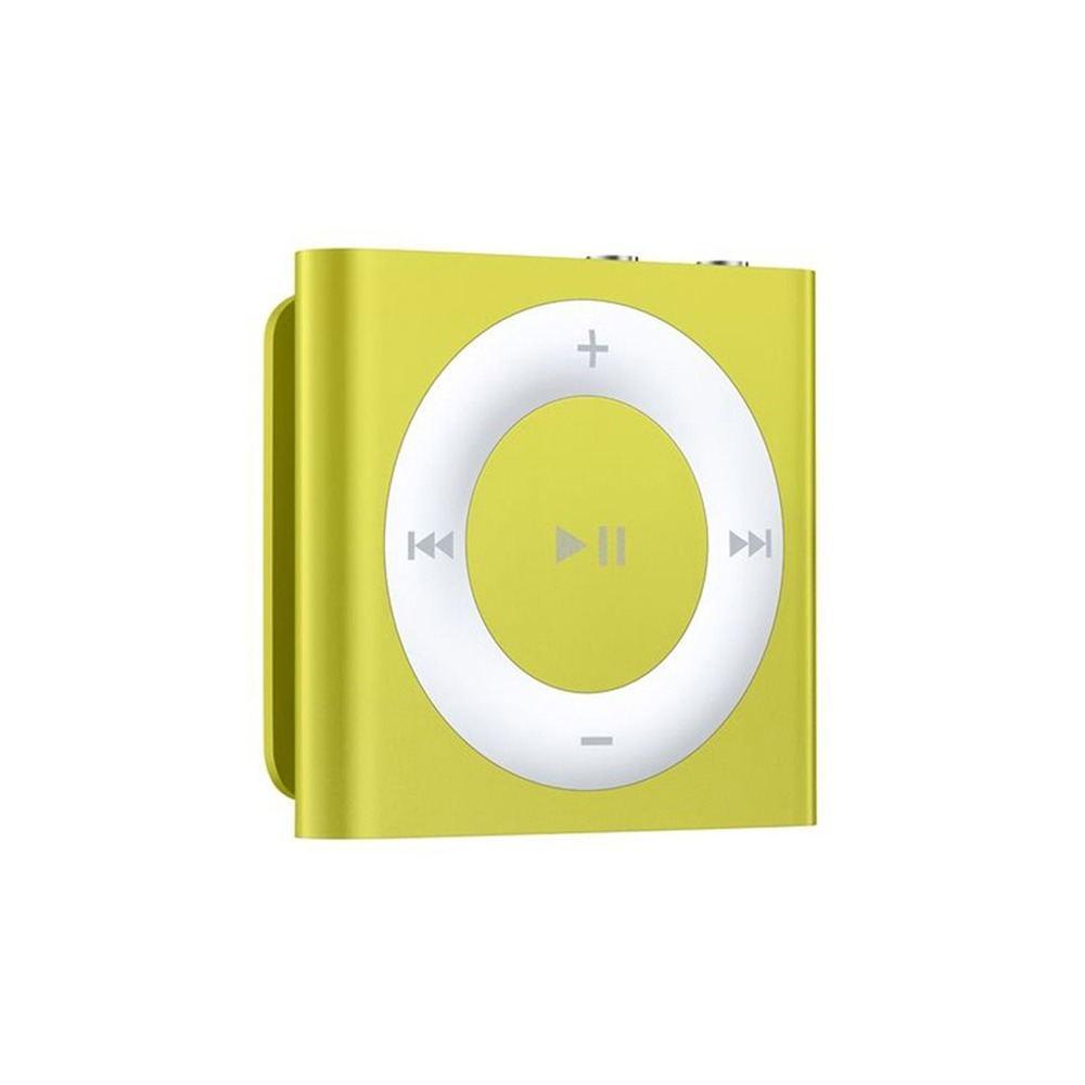 MP3-плеер Apple iPod Shuffle 2GB Yellow - фото 2