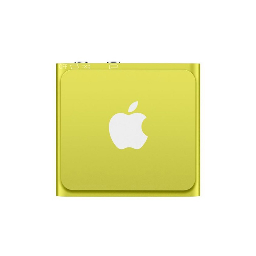 MP3-плеер Apple iPod Shuffle 2GB Yellow - фото 3