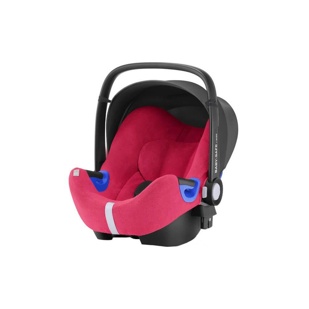 Чехол для детского автокресла Britax Roemer Baby-Safe i-Size, розовый - фото 1