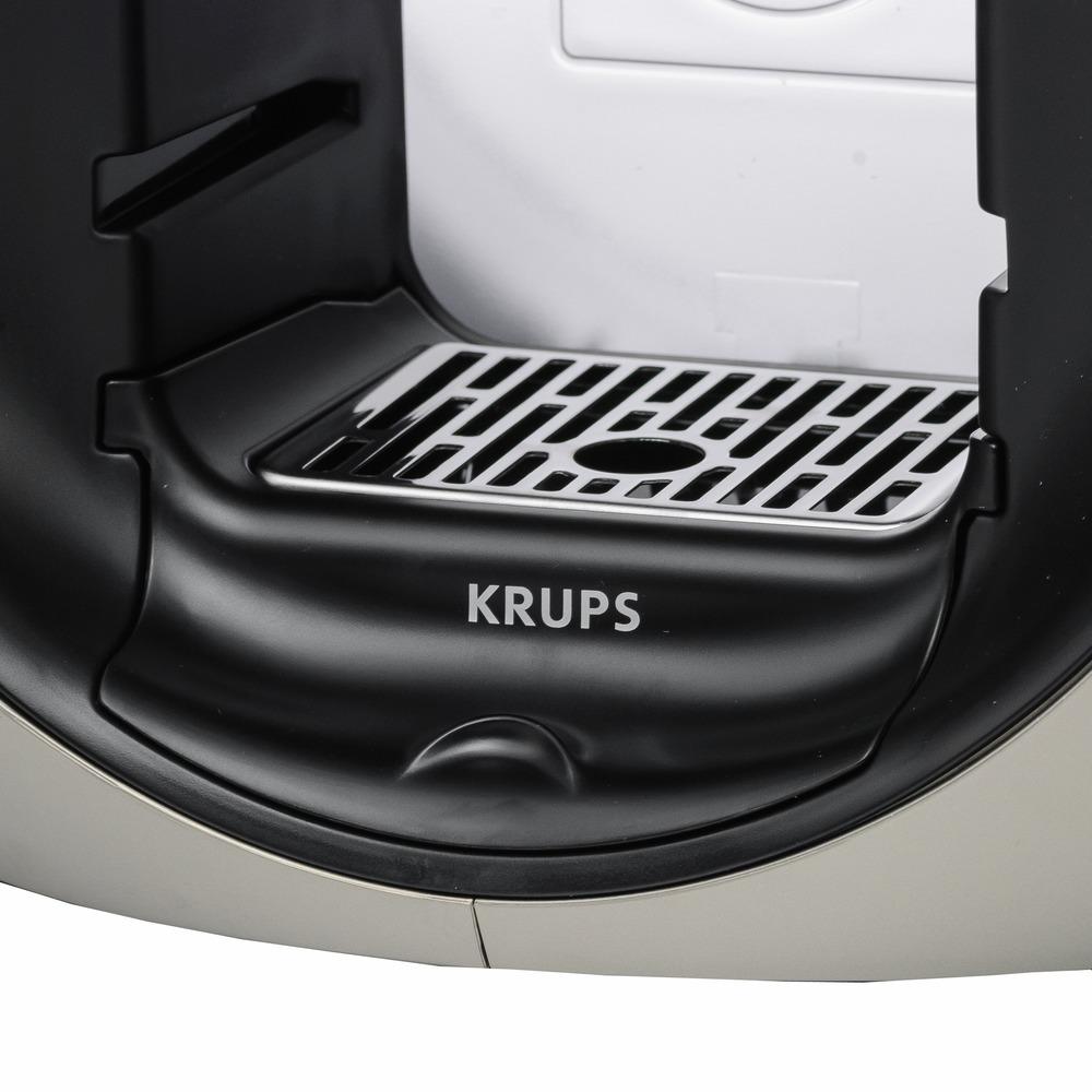 Капсульная кофемашина Krups Dolce Gusto KP510T Circolo Titan - фото 4