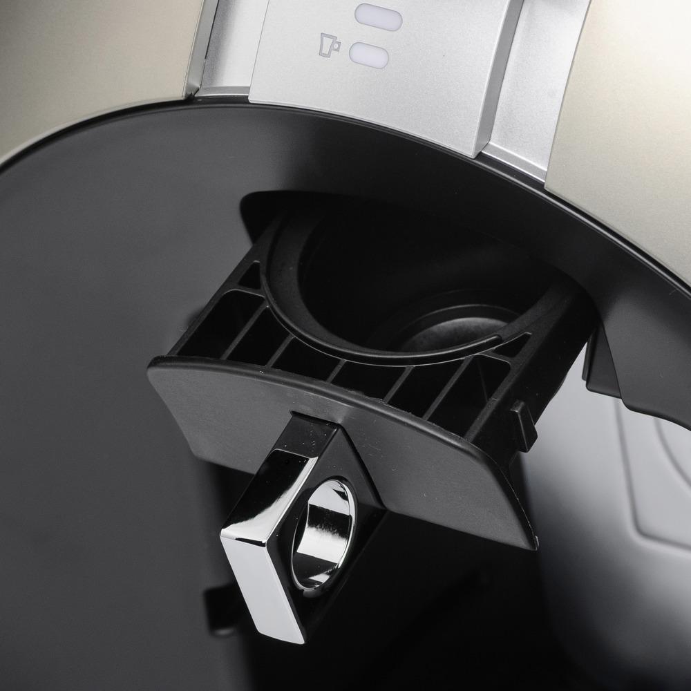 Капсульная кофемашина Krups Dolce Gusto KP510T Circolo Titan - фото 6