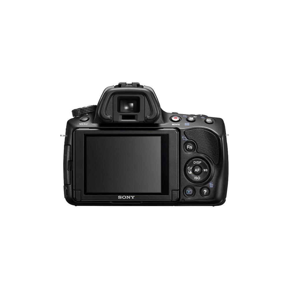 Цифровой фотоаппарат Sony SLT-A37K DT 18-55 - фото 2