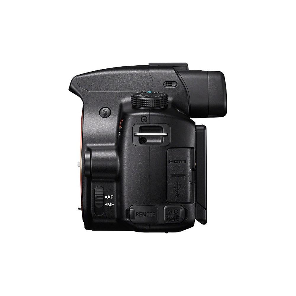 Цифровой фотоаппарат Sony SLT-A37K DT 18-55 - фото 5