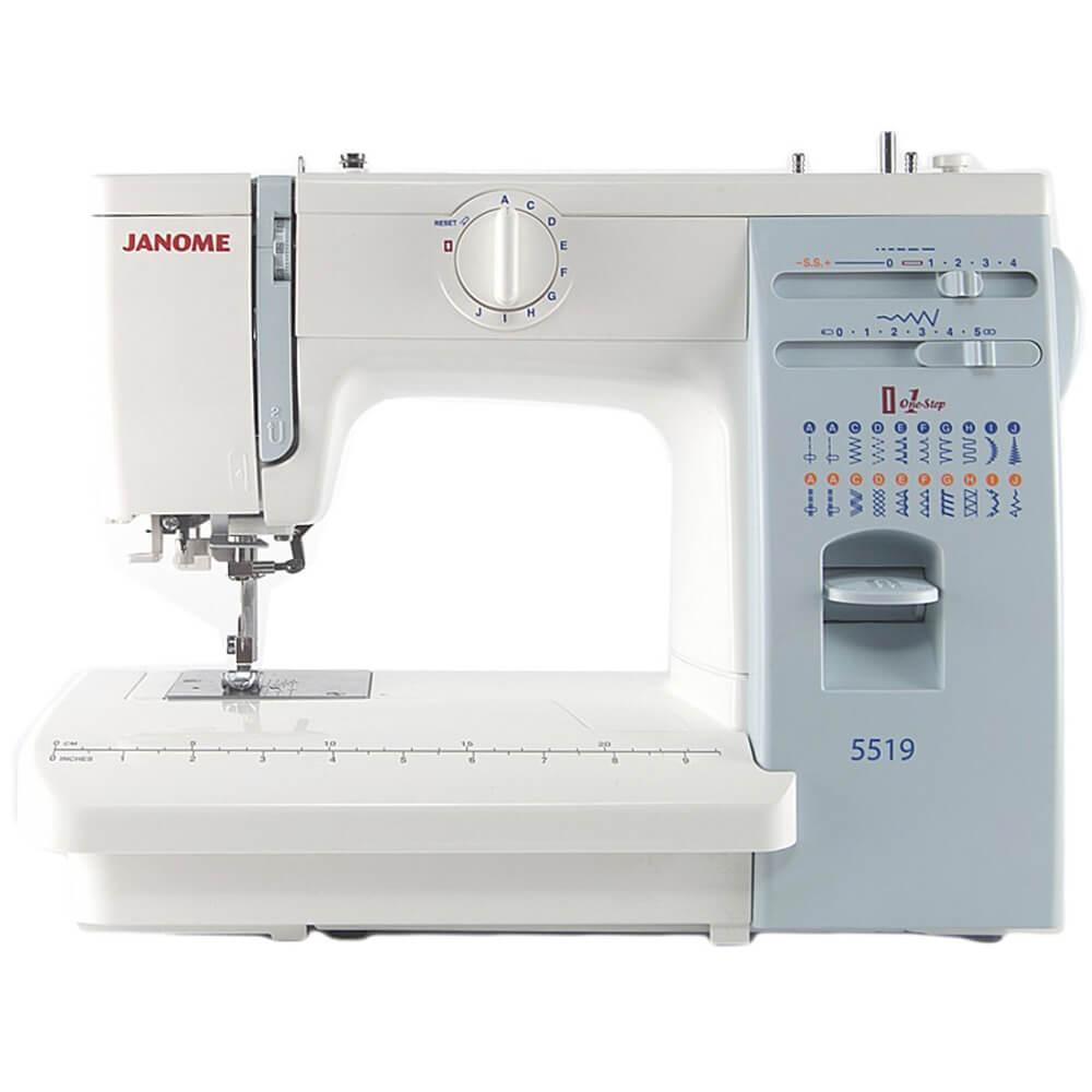 Швейная машинка Janome 5519 - фото 1