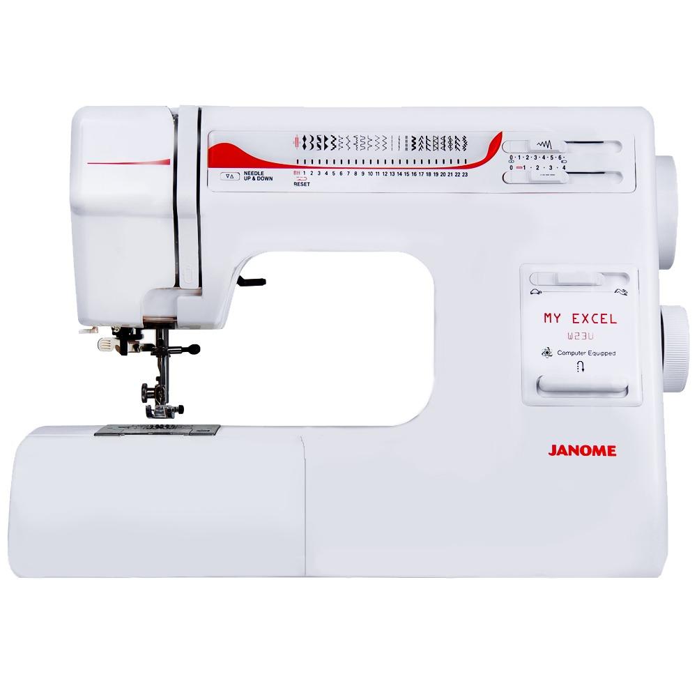 Швейная машинка Janome My Excel W23U - фото 1