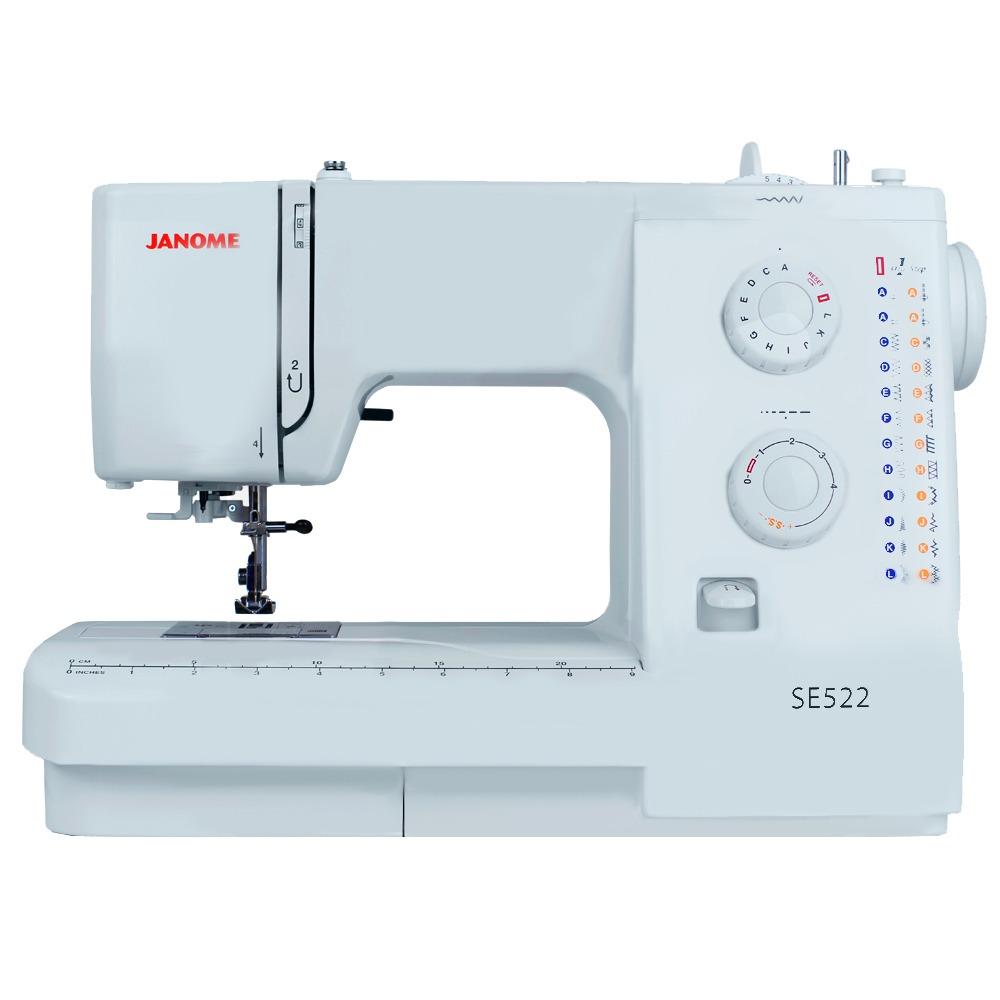 Швейная машинка Janome SE 522 - фото 1