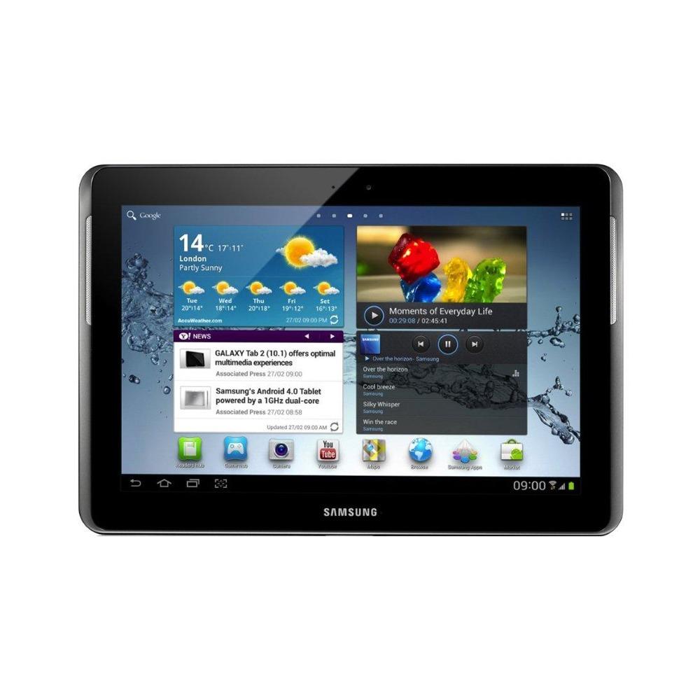 Планшет Samsung Galaxy Tab 2 10.1 P5110 16Gb (GT-P5110TSASER) - фото 1