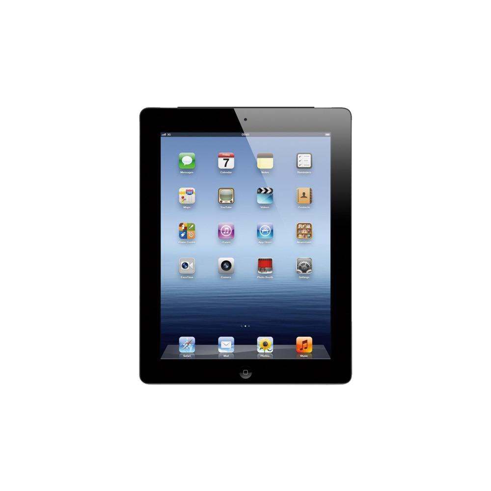 Планшет Apple iPad 4 32Gb Wi-Fi + Cellular Black MD523 - фото 1