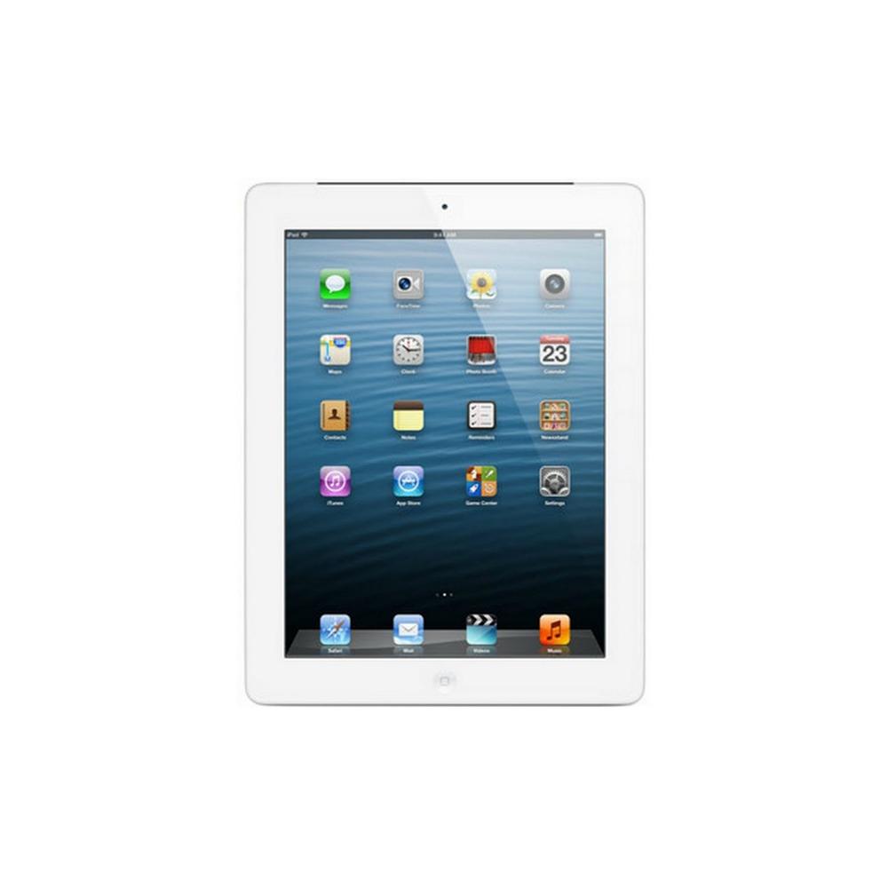 Планшет Apple iPad 4 64Gb Wi-Fi + Cellular White MD527 - фото 1