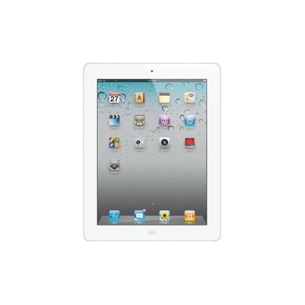 Планшет Apple iPad 4 16Gb Wi-Fi White MD513 - фото 1