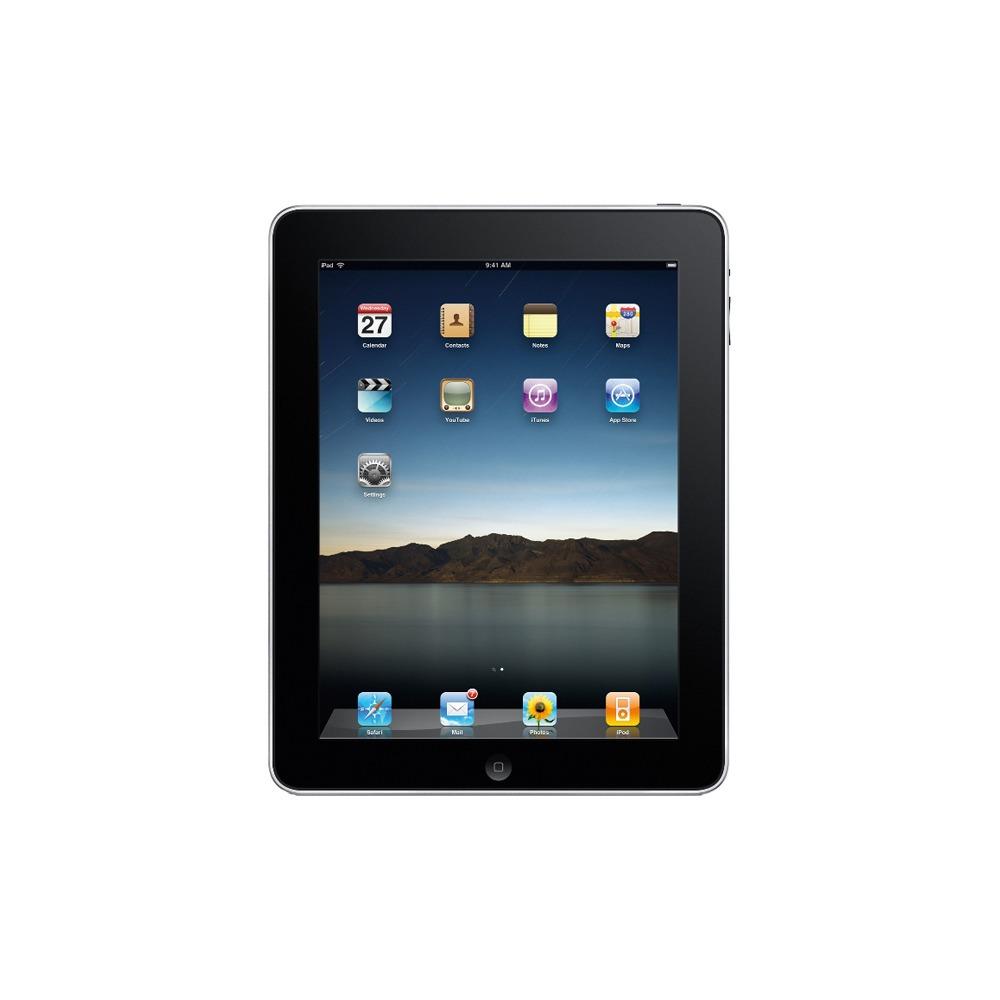 Планшет Apple iPad 4 32Gb Wi-Fi Black MD511 - фото 1